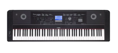 yamaha dgx 660b 88 key portable grand arranger digital piano musiekwereld. Black Bedroom Furniture Sets. Home Design Ideas