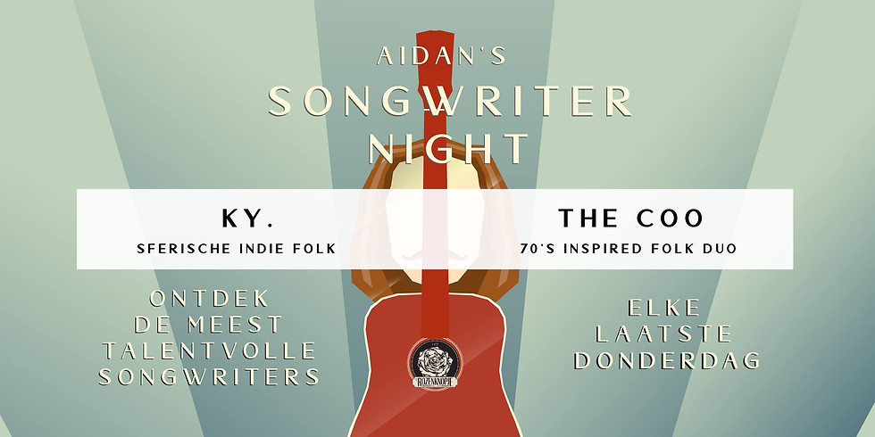 KY. + The Coo | Aidan's Songwriter Night
