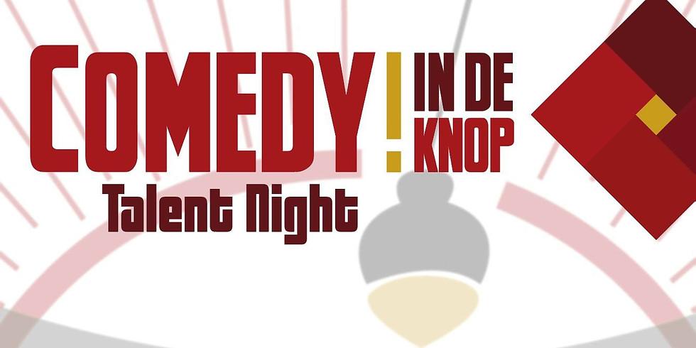 Comedy in de Knop Maart