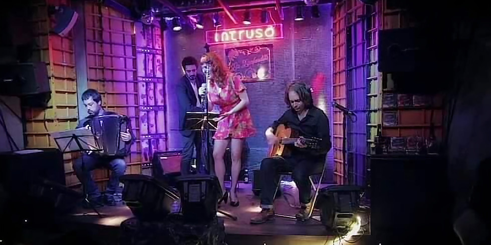 La Lunfardita in Eindhoven: Gypsy jazz, Argentijnse Tango