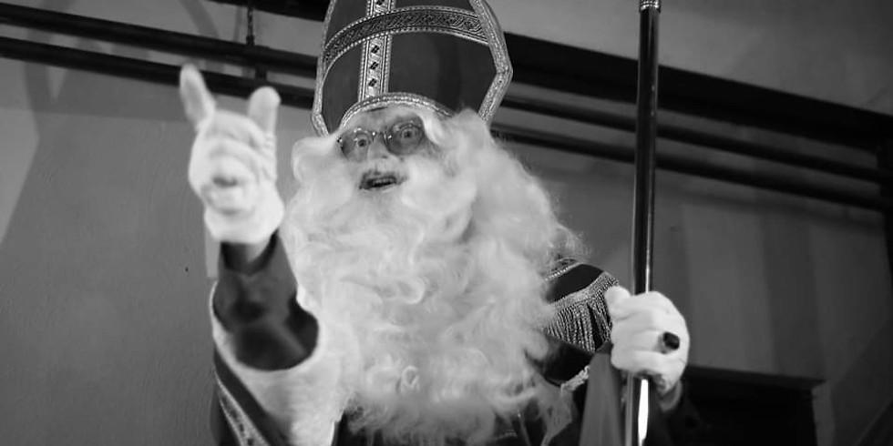 Sinterklaas in de Knop