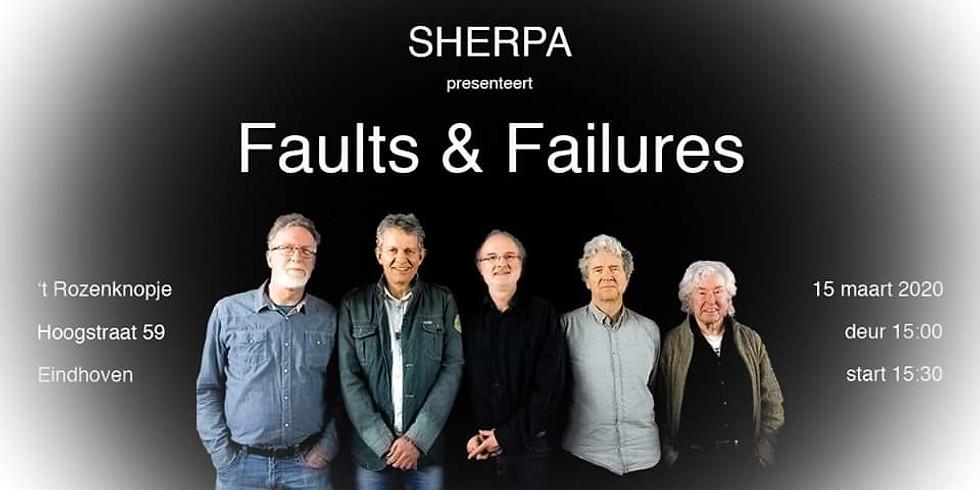 SHERPA: Faults & Failures