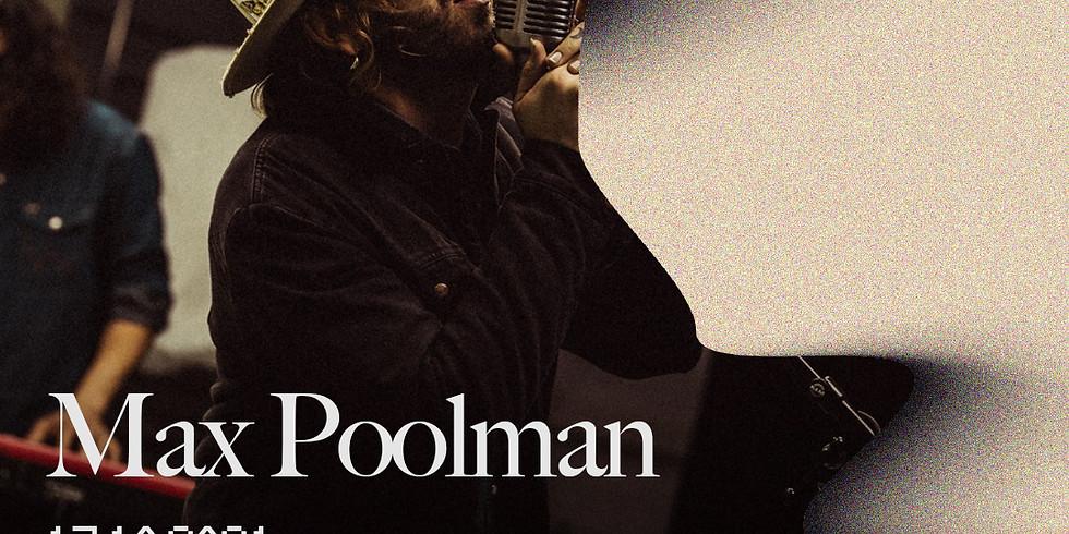 Hit the City: Max Poolman