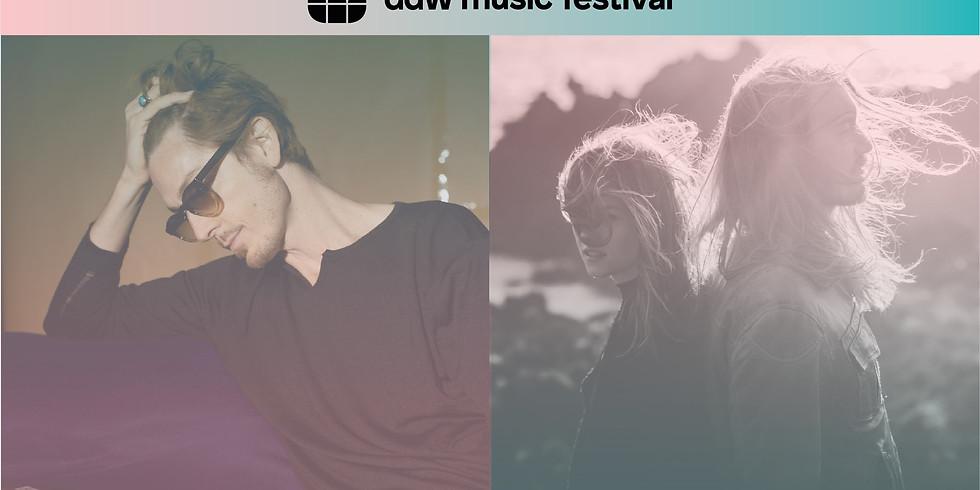 Blair Jollands - Wolf & Moon | DDW Music Festival