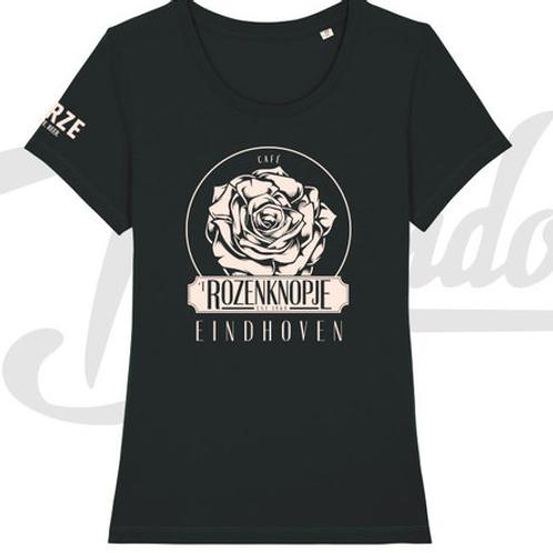 Rozenknop Dames T-Shirt
