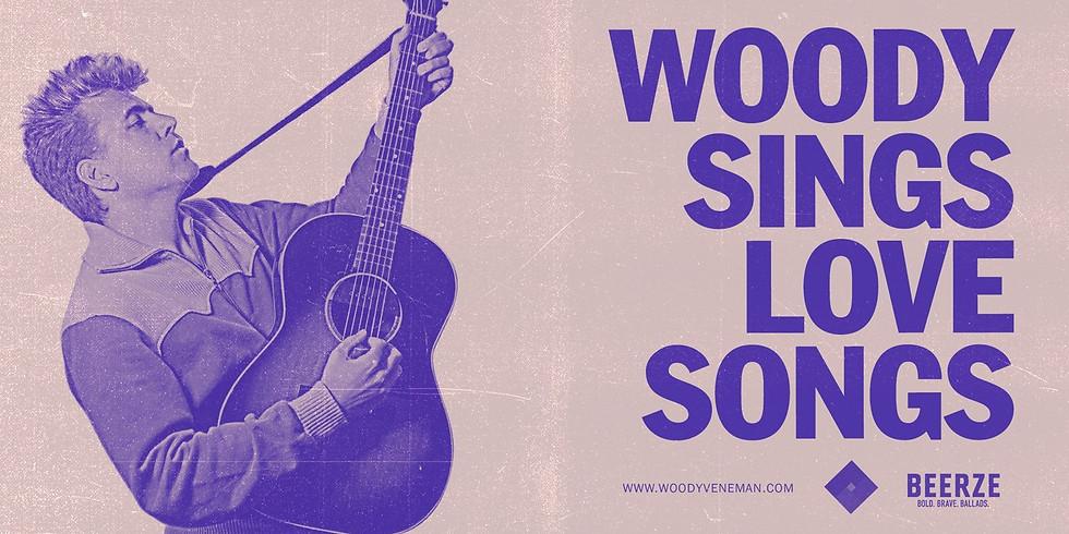 Woody Sings Love Songs