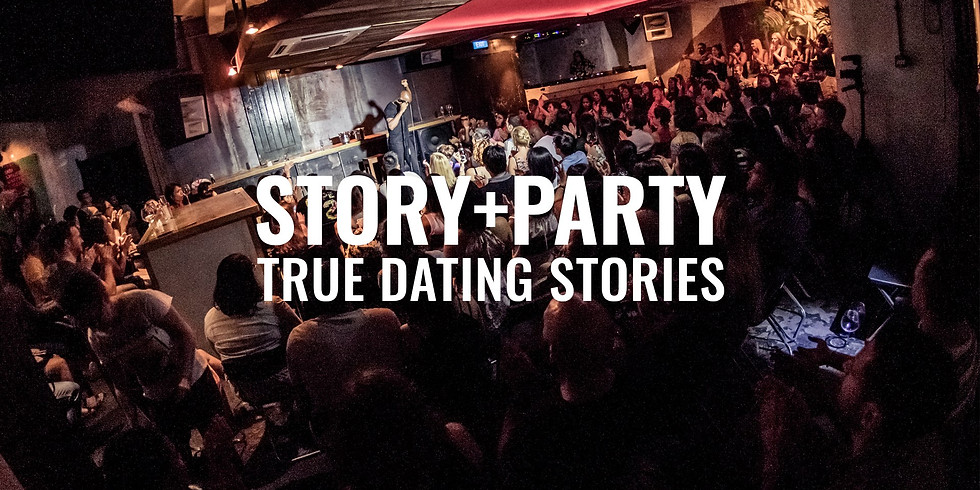 Story+Party | True Dating Stories