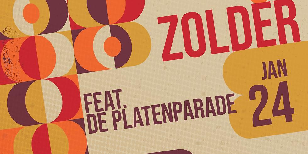 Dansen op zolder feat. De Platenparade