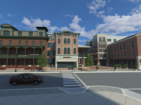 Flemington board approves Courthouse Square site plans as major redevelopment project moves forward