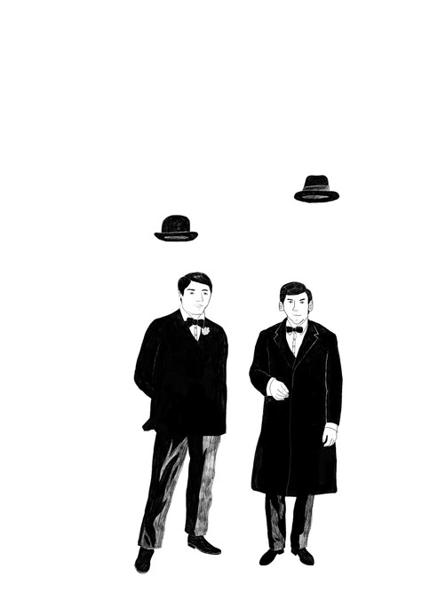 Els barrets de Llorens Artigas