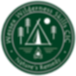Wessex Wilderness Round Logo Green NEW M