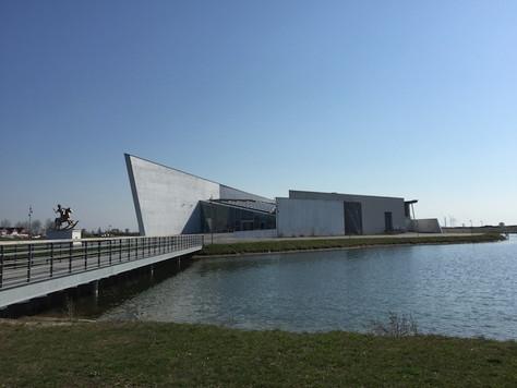 OCA Copenhagen Study Visit : Day 2 - The Arken Museum