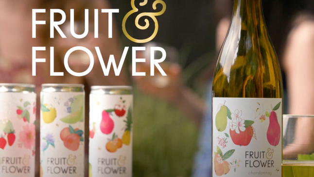 New Commercial! Fruit & Flower Brand Launch Stars Chauncey Trask