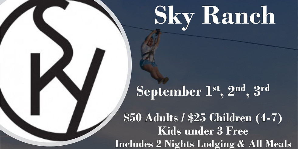 Sky Ranch Church Retreat