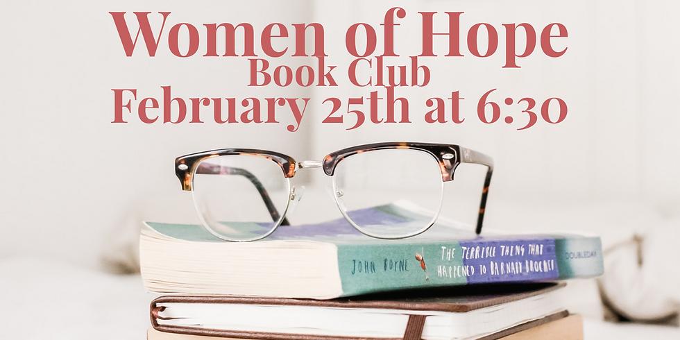 Women of Hope Book Club