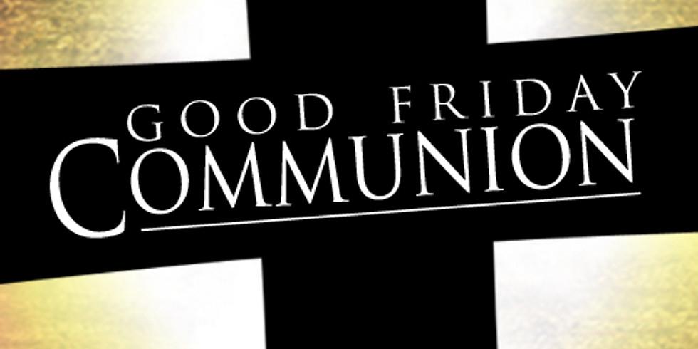 Good Friday Communioin