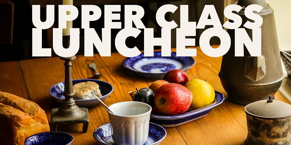Upper Class Luncheon (55+)