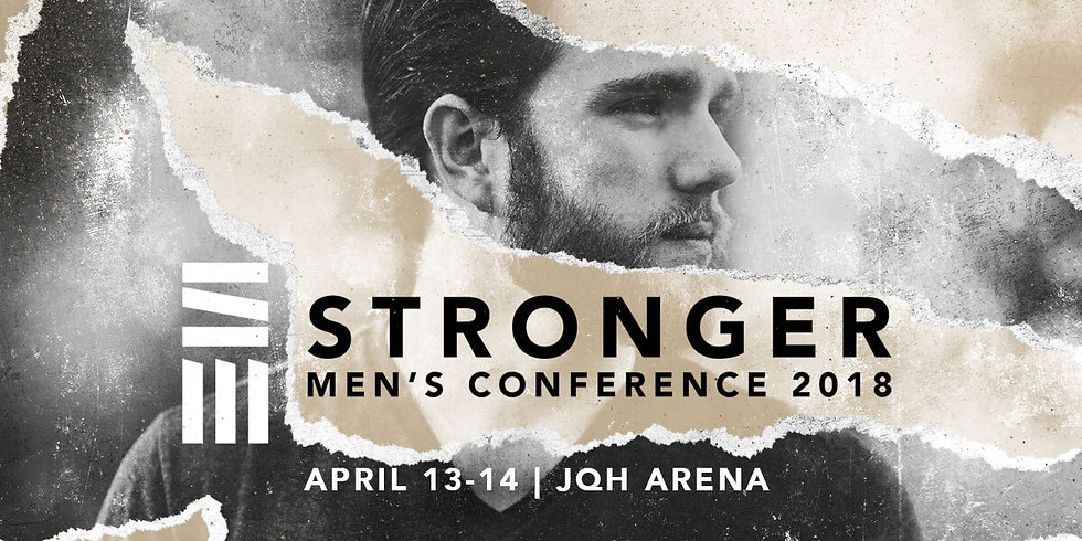 Stronger Men's Conference 2018