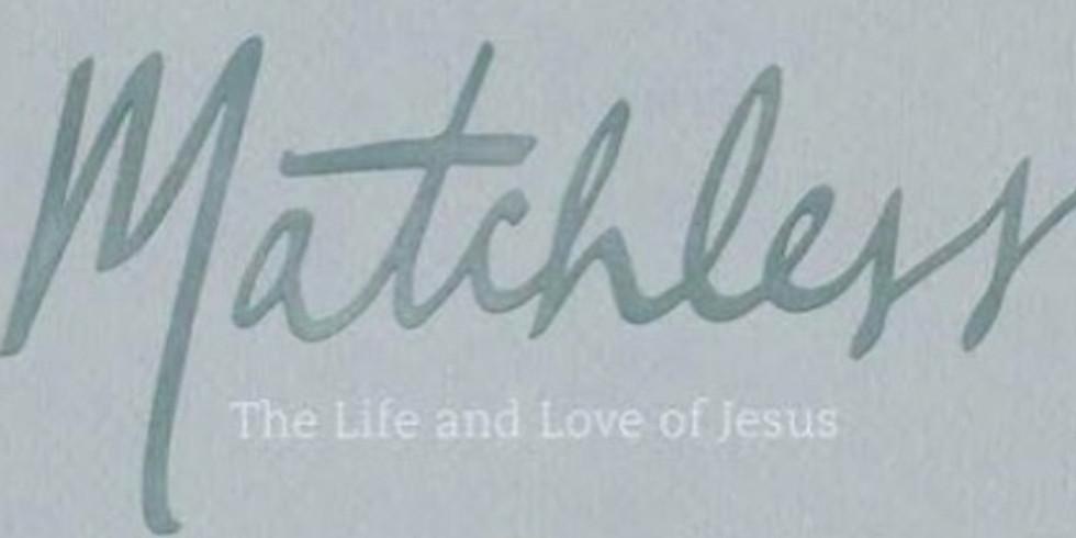 Women of Hope Bible Study - Matchless