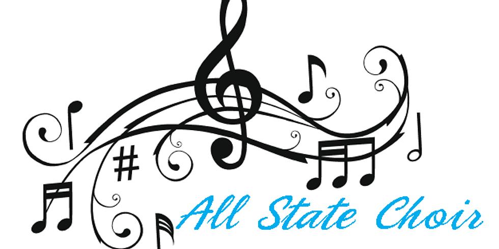 Arkansas All State Youth Choir