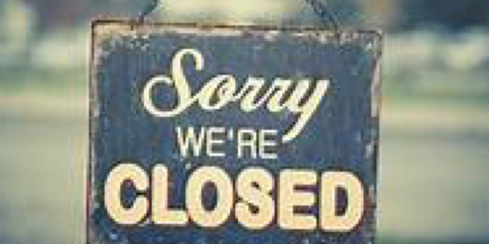 Church Office will be closed the week of Christmas