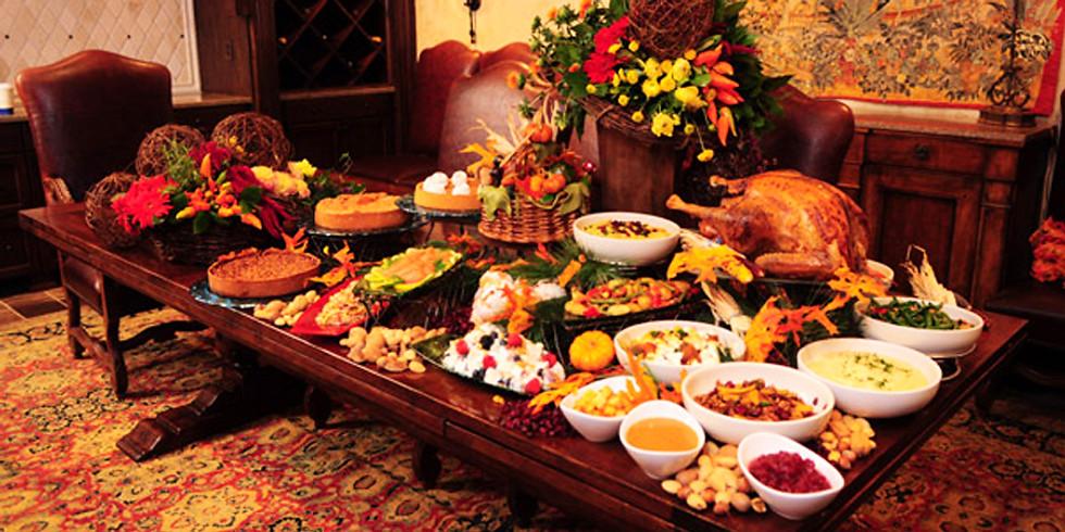 V3-Senior High Thanksgiving Feast