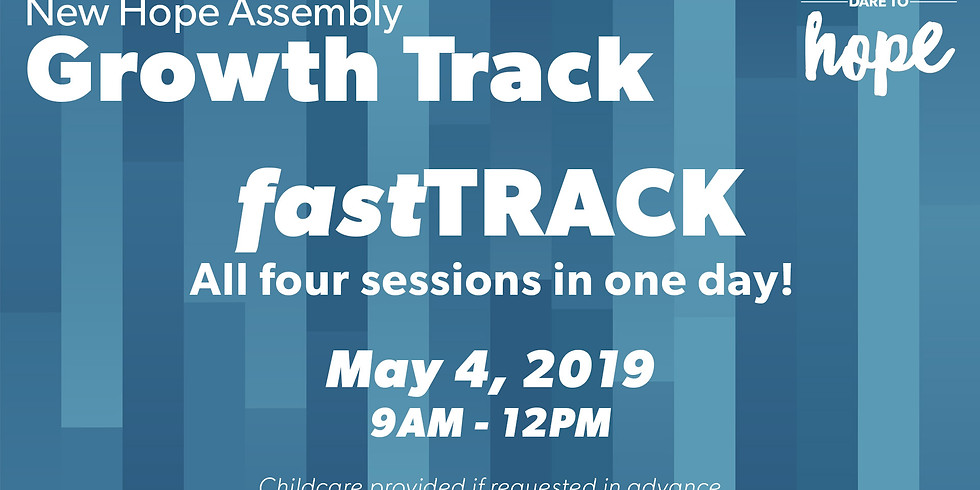 Growth Track -- Fast Track