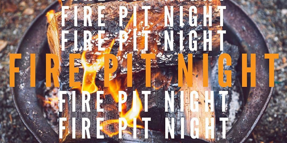 Young Adult Firepit Night