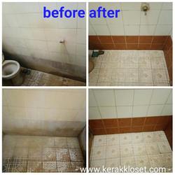 Jasa bersih kamar mandi