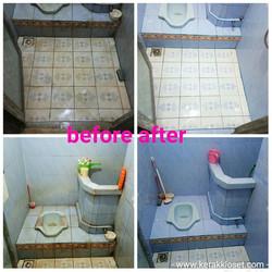cleaning kamar mandi