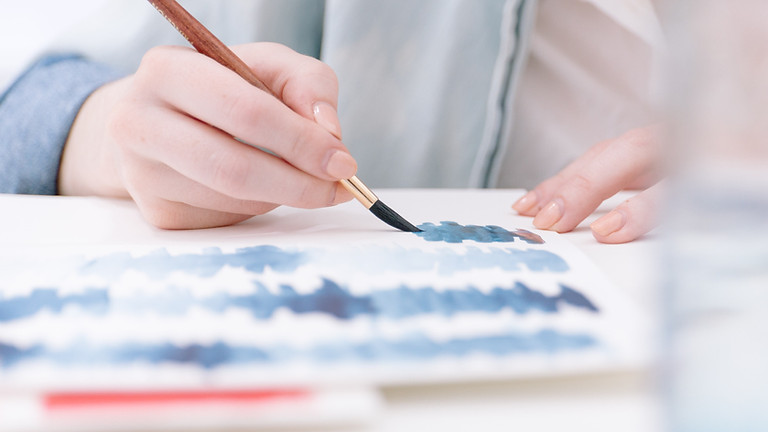 Beginning Watercolors