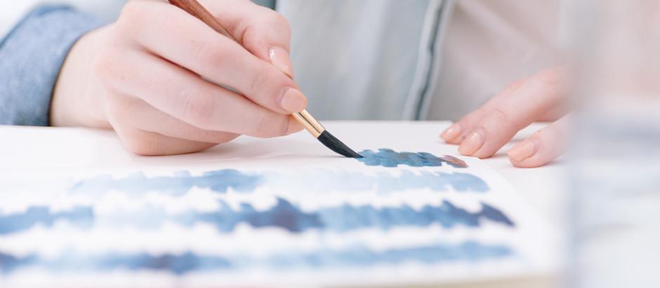 Fine Artist Reviews Flying Tiger Tuscher Markers & Skitse Blok Sketch Book