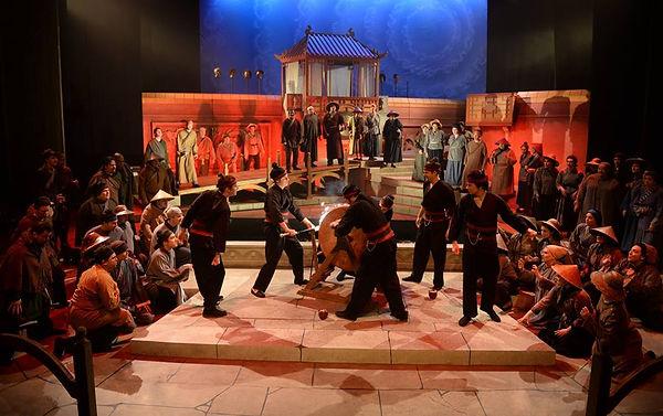 Turandot Des Moines Metro Opera 2017