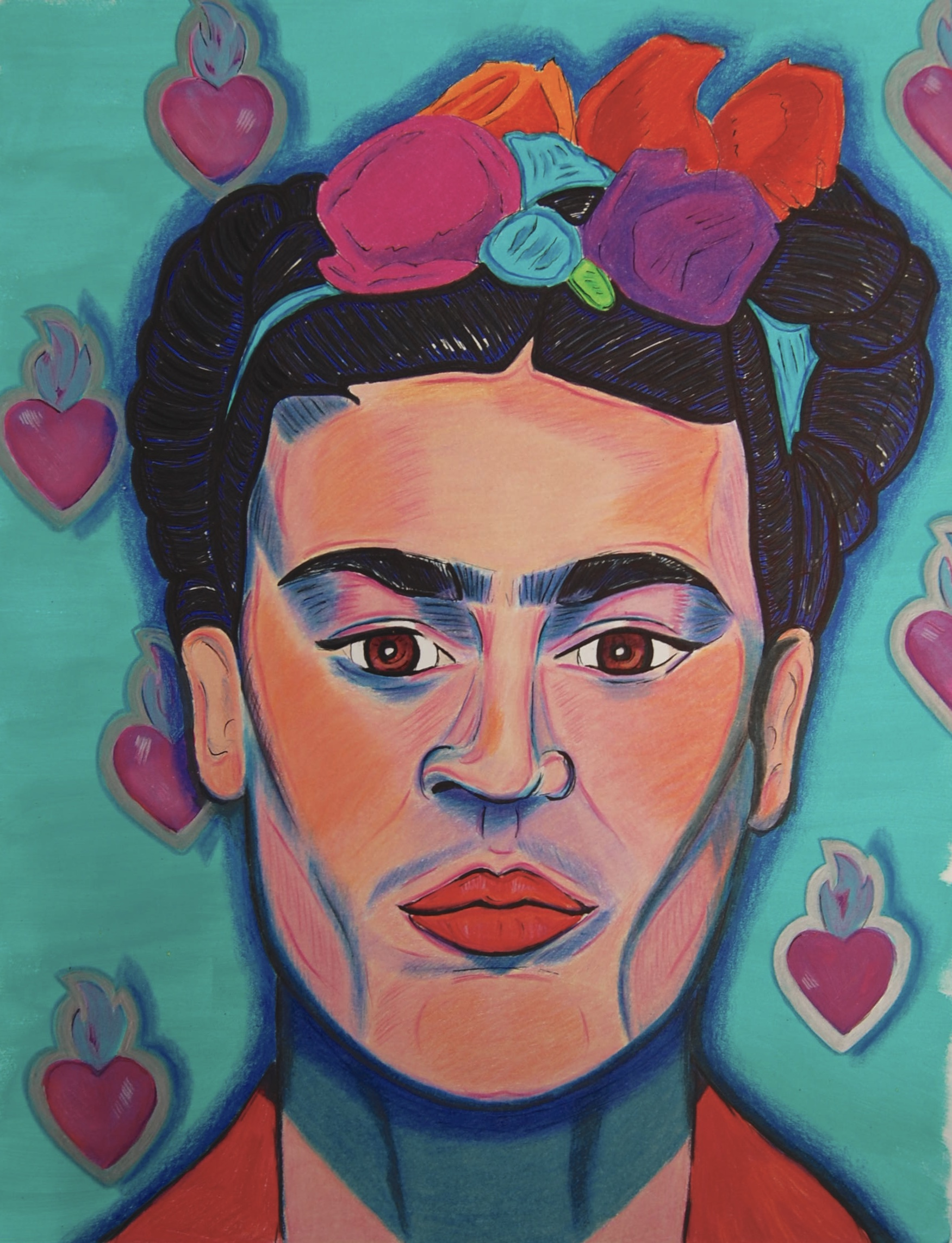 Fierce Frida