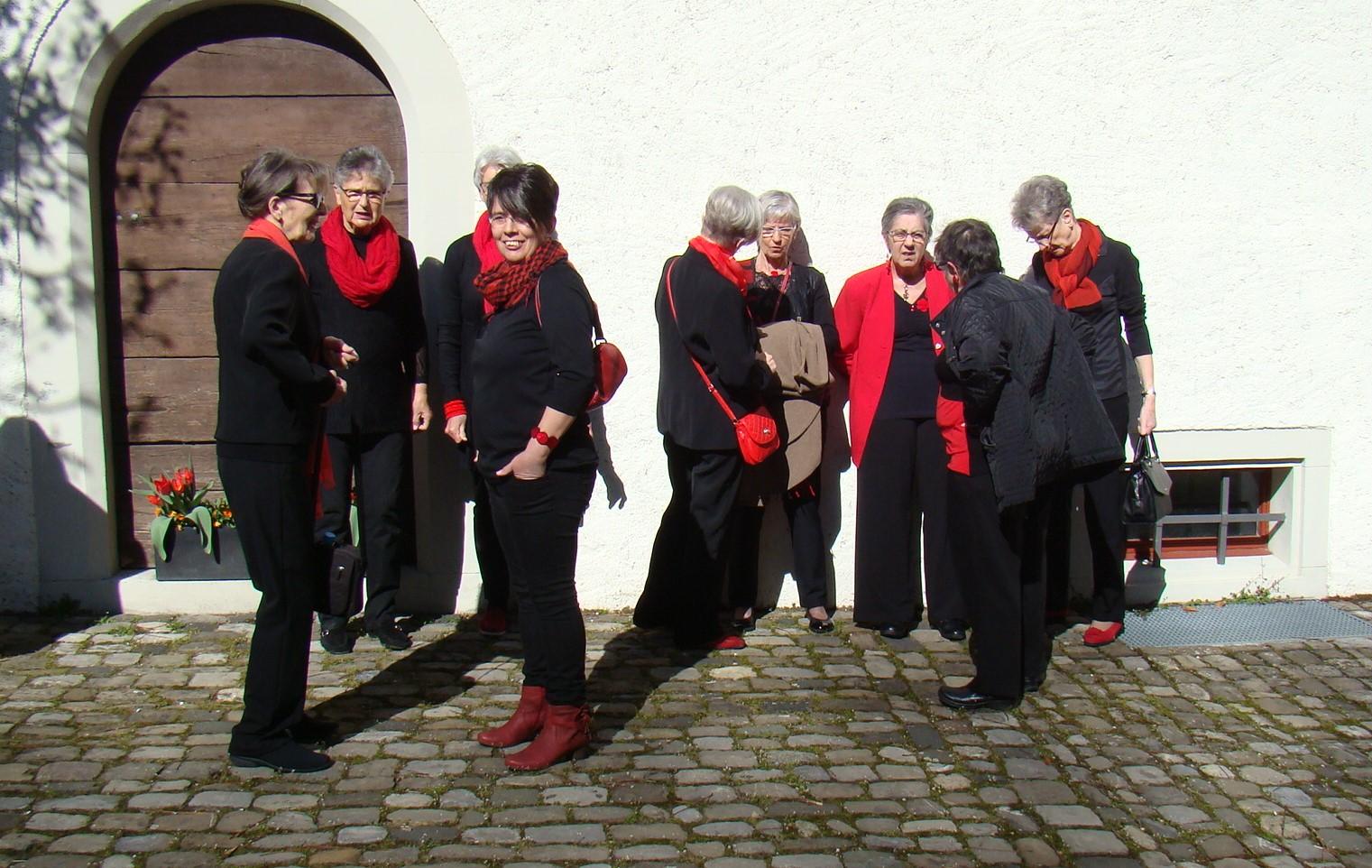 Im Schlosshof Arbon
