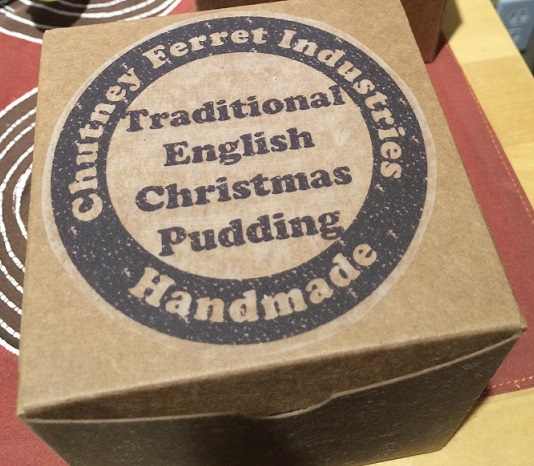 Xmas Pudding