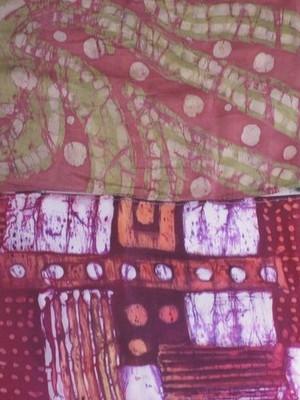 Lenços em seda