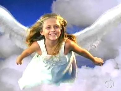 Ângela voando - 2008