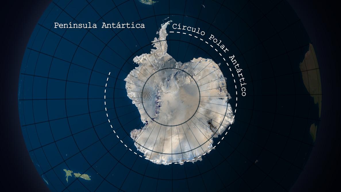 Um Ano Na Antártica 2017