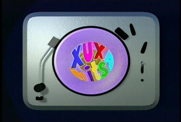 Xuxa Hits - 1995