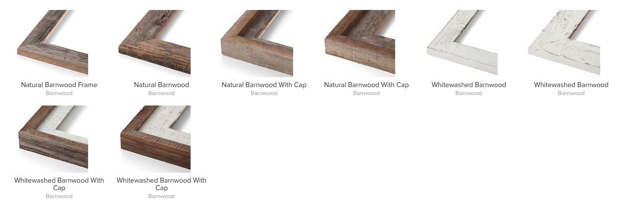Barnwood Options