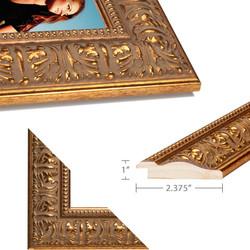 Ornate Gold Classic