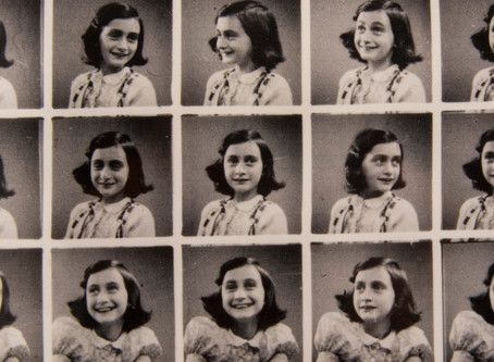 If Anne Frank Could Do It...