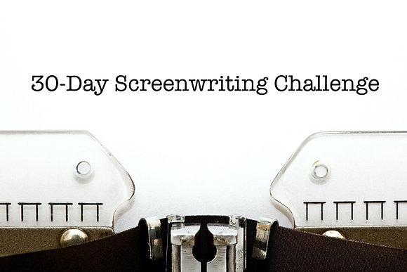 Amazing Challenge Packet for Screenwriters
