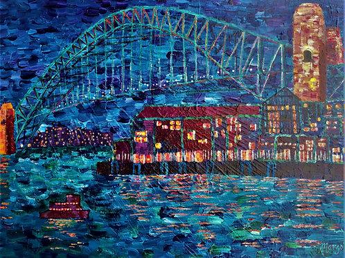 'Van Gogh Bridge'