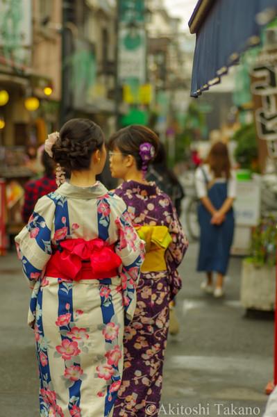 Kimono 和