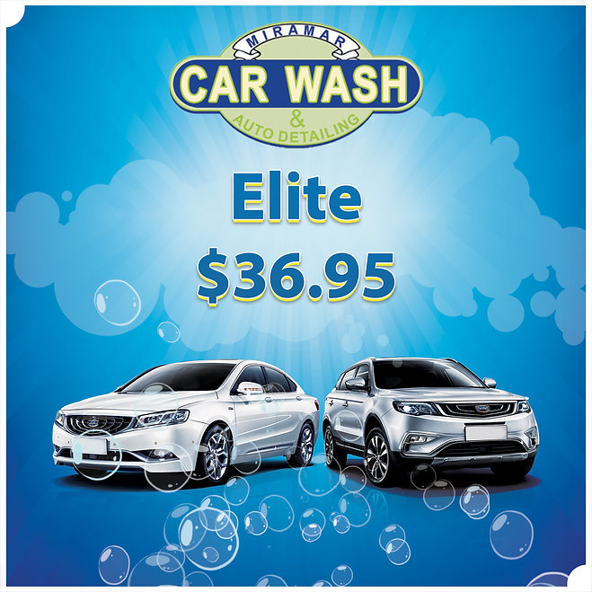 Elite Wash | Car Wash