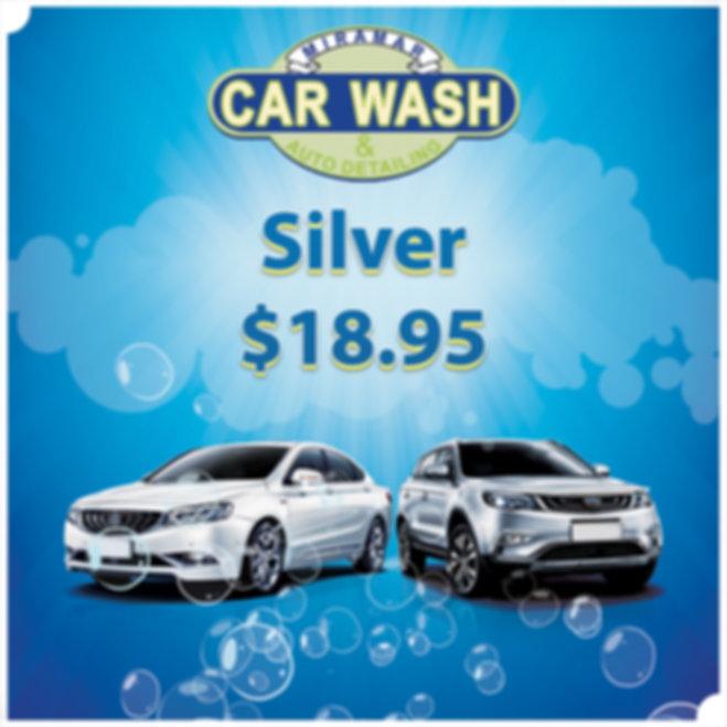Silver Wash | Car Wash