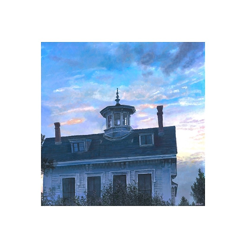Ptown Sunset Print