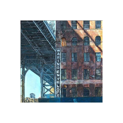 Under the Bridge Print